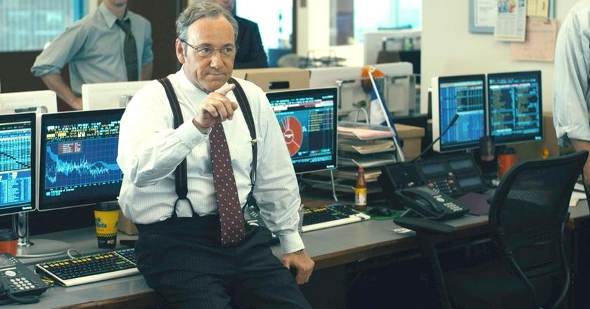 """""""The Margin Call"""" to jeden z najlepszych filmów o kryzysie finansowym"""