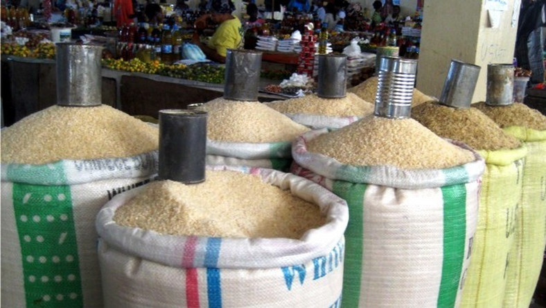 Image result for local rice in nigeria