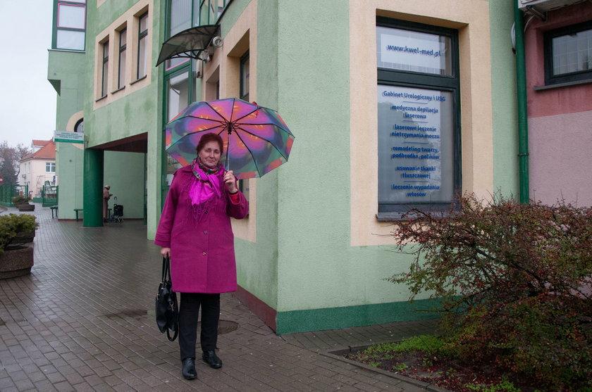 Elżbieta Manikowska ze Świecia
