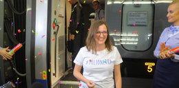 Milionowa pasażerka pendolino przyjechała z Krakowa