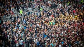 Orange Warsaw Festival 2014: dzień 2. Zdjęcia publiczności