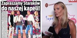Agnieszka Woźniak-Starak odpowiada na artykuł Faktu! Dołączy do Golec uOrkiestra?