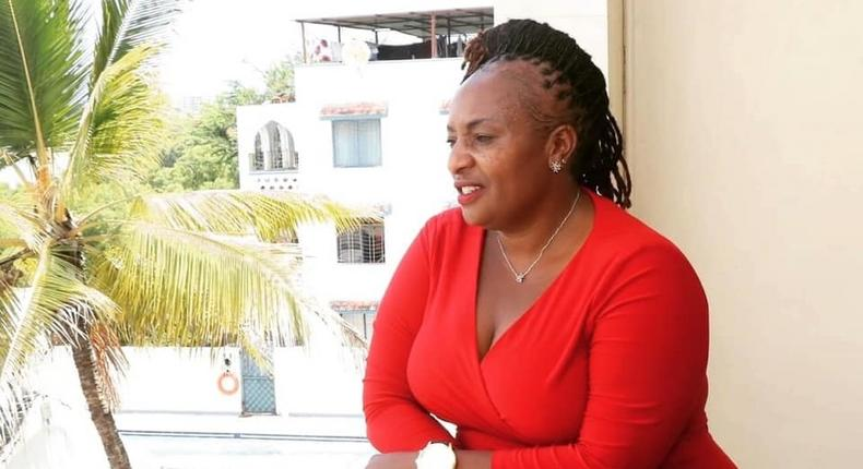 Private investigator Jane Mugo