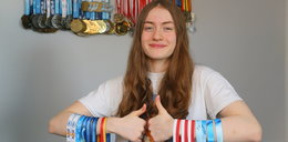 Setna sekundy zdecydowała o rekordzie Polski. Pobiła go Zosia z warszawskiej Pragi!