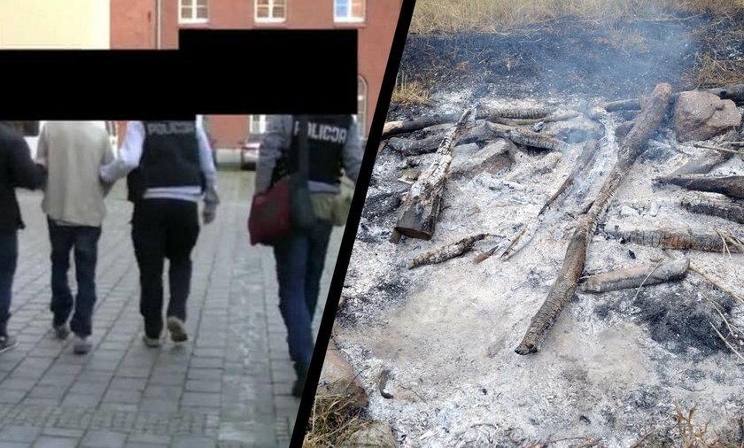 Odcięli mężczyźnie głowę, a jego mięso upiekli na ogniskiem i zjedli