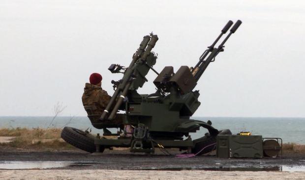 Zestaw przeciwlotniczy Pilica