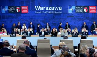 Szczerski o szczycie NATO: Nie będziemy walczyli samotnie