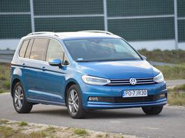 Volkswagen Touran 1.5 TSI DSG – przyjaciel rodziny | TEST