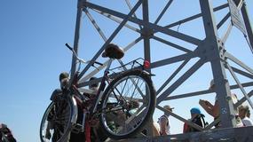 Turysta stanie przed sądem za wniesienie roweru na Giewont