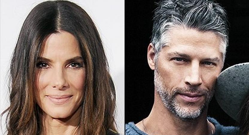 Sandra Bullock and new boyfriend, Bryan Randall