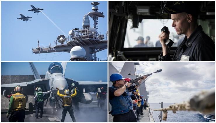 američka mornarica, kombo