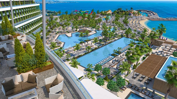Mylome Luxury Resort