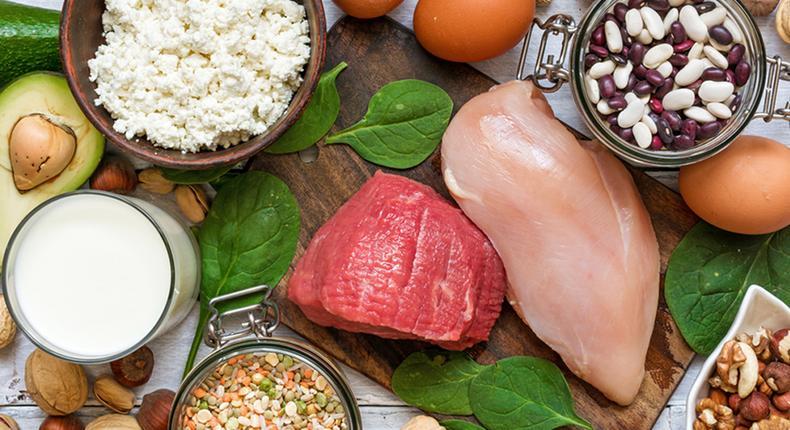 protein foods(Shape Magazine)