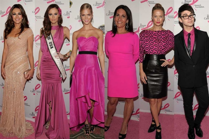 Breast Cancer Research Foundation - impreza Hot Pink Party 2012