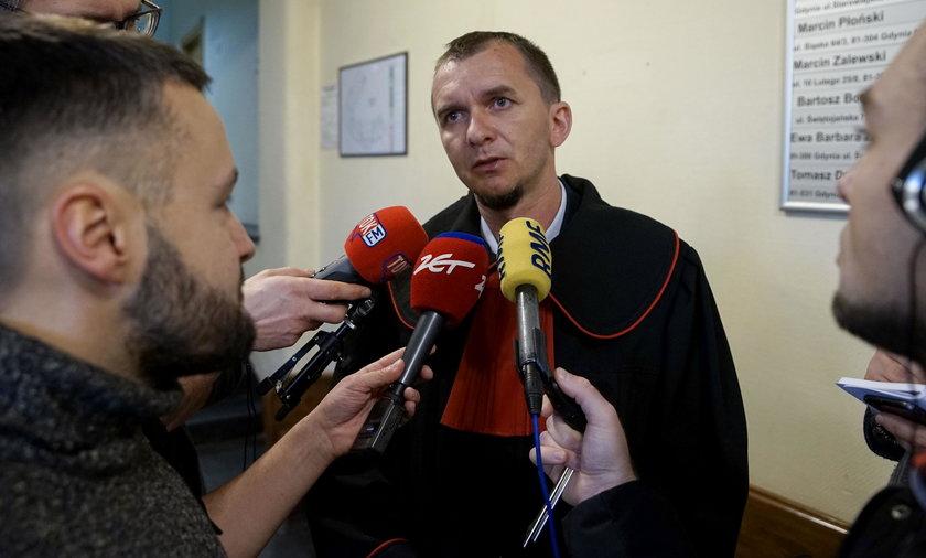 Prokurator Sławomir Dzięcielski
