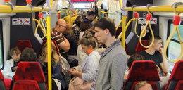 Koszmar pasażerów na kolei