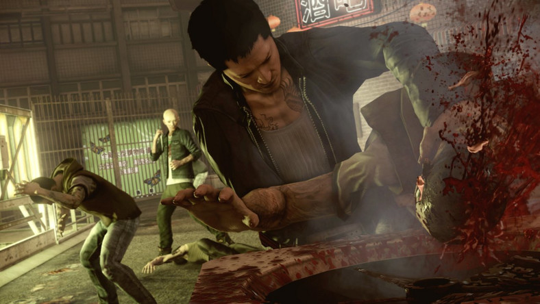 Galeria Sleeping Dogs: Definitive Edition