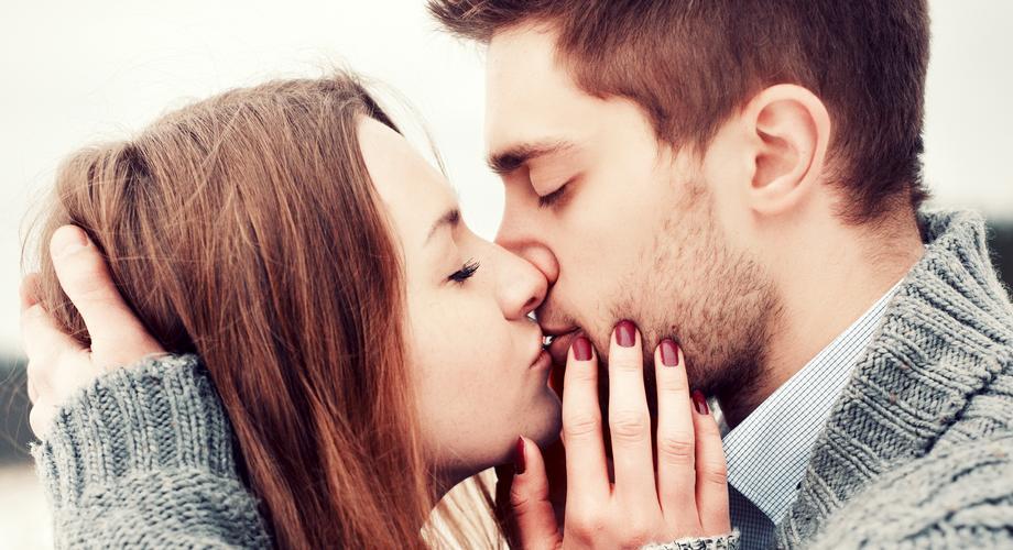 Twoja pierwsza porada na randce z pocałunkiem