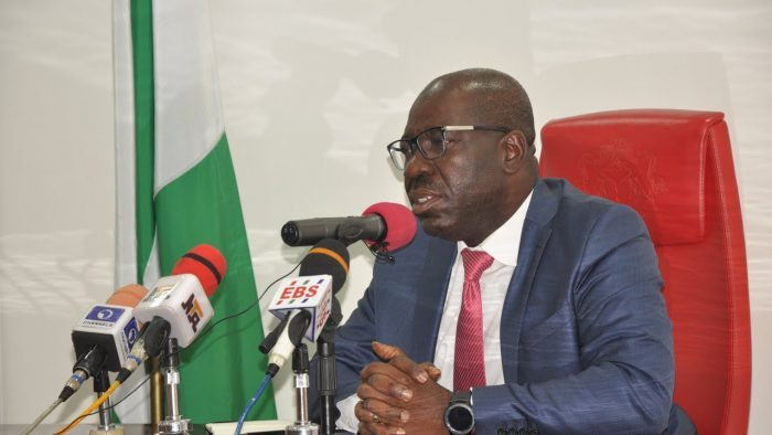 Governor Godwin Obaseki of Edo. [NAN]
