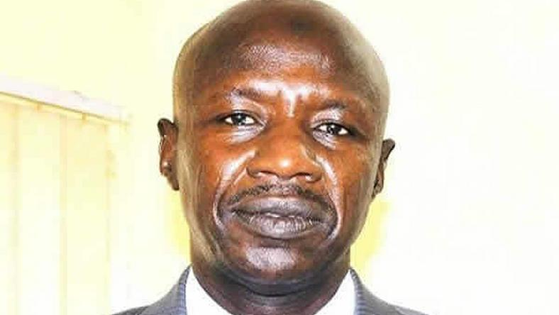 Acting Chairman of the Economic and Financial Crimes Commission, Mr. Ibrahim Magu