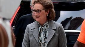 Meryl Streep na planie nowego filmu Stevena Spielberga
