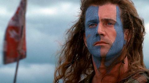 """William Wallace z """"Braveheart"""" - filmowe ucieleśnienie prawdziwego przywódcy"""