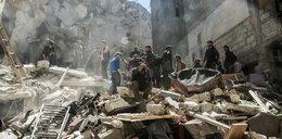 Krwawe naloty w Syrii. Zginęły dzieci