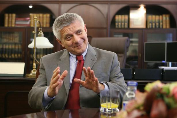 Przewodniczący Rady Polityki Pieniężnej, Prezes NBP Marek Belka