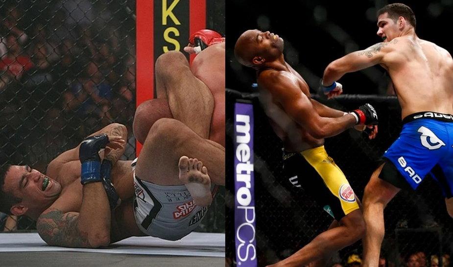 TOP MMARocks: Największe niespodzianki w historii MMA