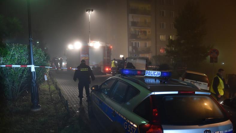 Kobieta ranna podczas napadu w Bochni wyszła ze szpitala