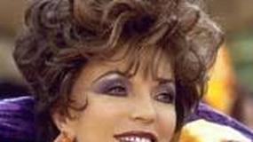 "Joan Collins i ""The X Factor"""