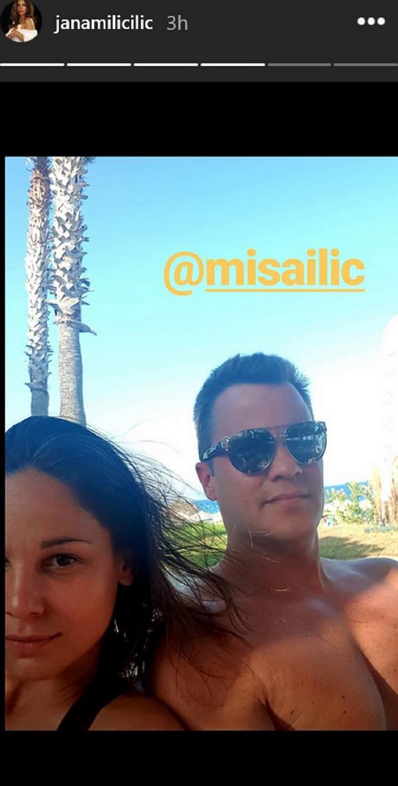 Jana Milić Ilić i Milan Milić