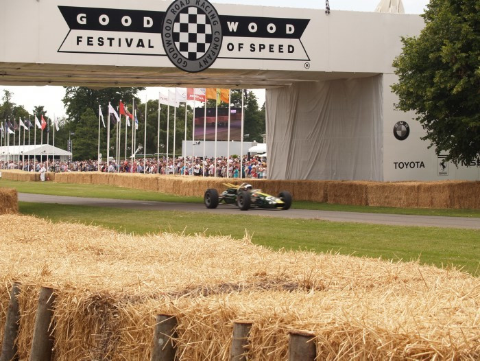 2011 Goodwood Festival of Speed: wielki piknik u lorda w Goodwood