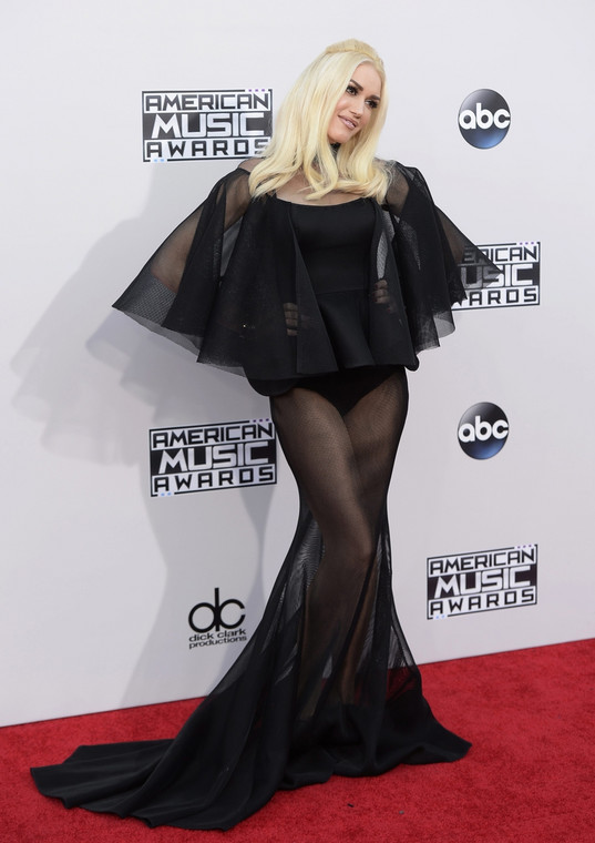 Gwen Stefani zrobiła piorunujące wrażenie