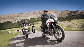 Honda CB500X już w sprzedaży