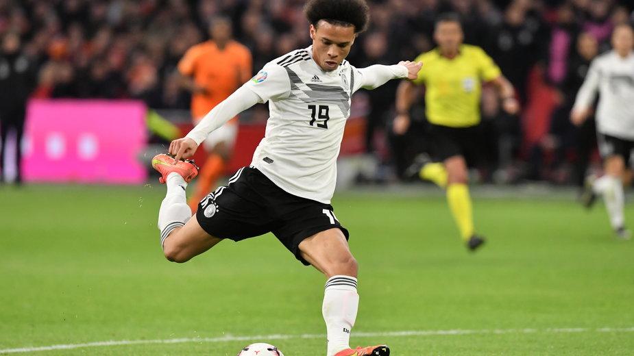 Leroy Sane wraca do Niemiec po czteroletniej przerwie. W barwach Schalke rozegrał 57 meczów, w których zdobył 13 bramek.