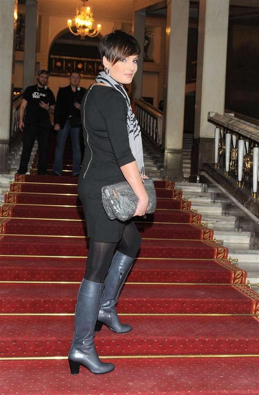 Dorota Gawryluk jest w ciąży!