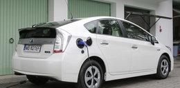 Test Toyoty Prius: hybryda na prąd z gniazdka