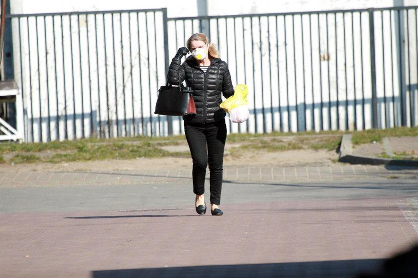 Małgorzata Tusk lubi robić zakupy na targowisku