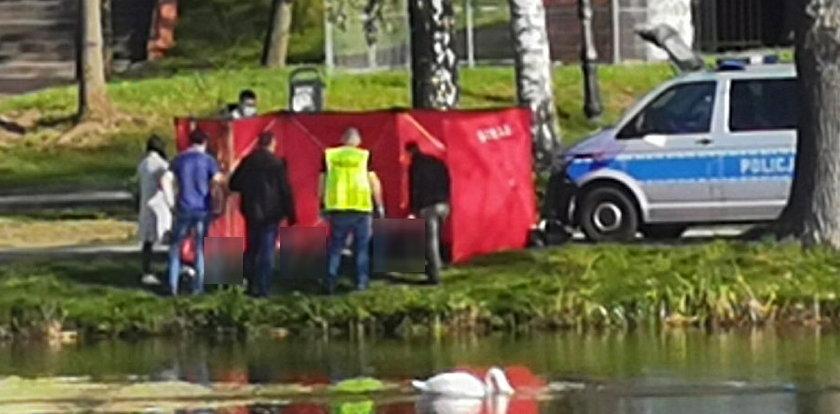 Makabryczny poranek w Iławie. W centrum miasta znaleziono ciało mężczyzny