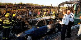 Potężna eksplozja w autobusie. To był zamach