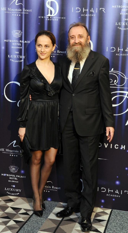 Predrag Marković i supruga Vesna