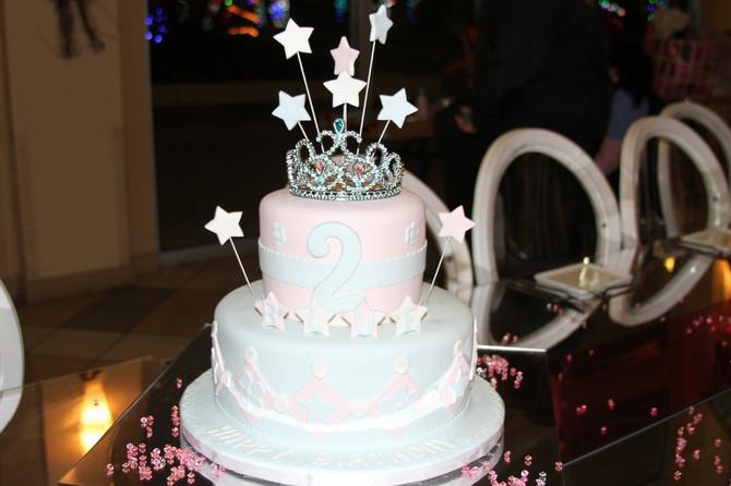Torta za Blu Ajvi Karter
