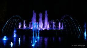 Z krakowskiej fontanny będzie słychać hymn ŚDM