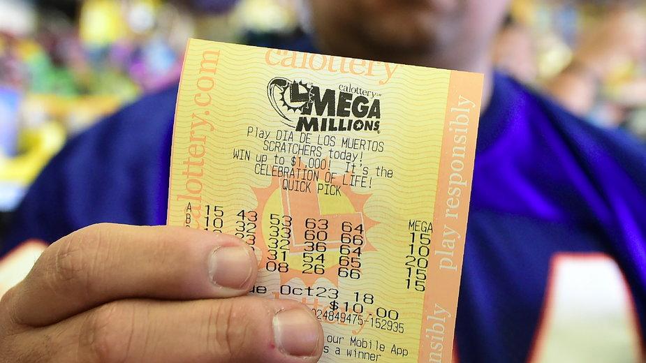 Loteria Mega Millions w USA. Padła wysoka wygrana