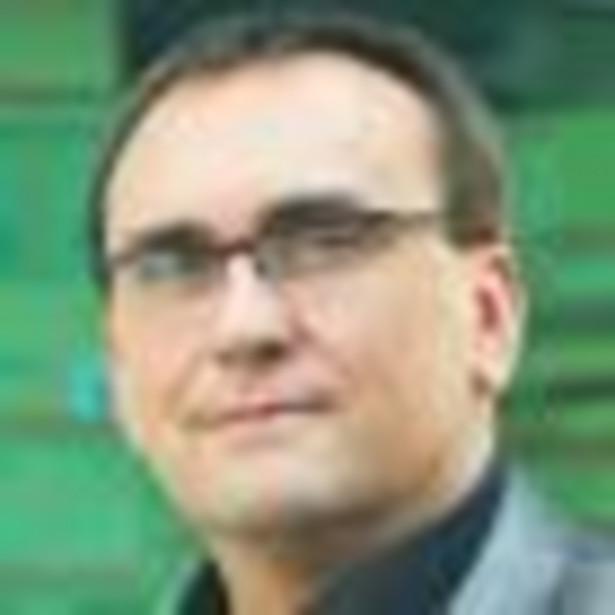 Tomasz Chalimoniuk, prezes Totolotka Fot. Marek Matusiak