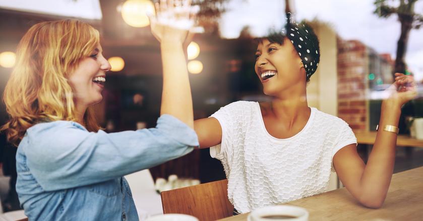 Śmiech to jedno z naturalnych lekarstw na stres