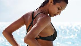 Śliczna Lais Ribeiro w bikini