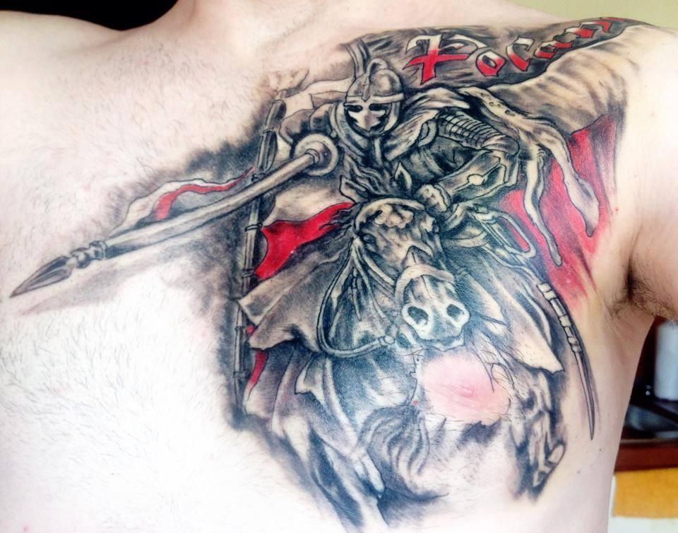 Tatuaże Narodowców Tatuaże Kibiców Tatuaże Patriotów