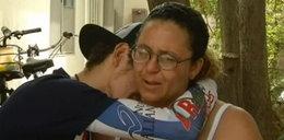 Szukała syna 15 lat. Odnaleźli się dzięki fotografii